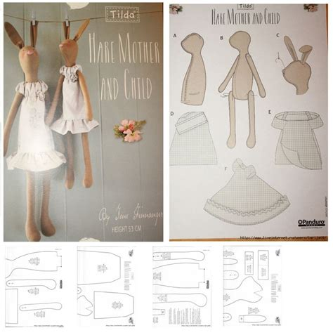 rabbit pattern clothes maileg bunny fifi lapin gorjuss and others a collection
