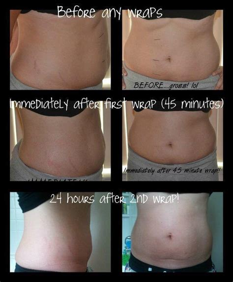 Wide Stomach Detox Wrap by Best 25 Stomach Wrap Ideas Only On Weight