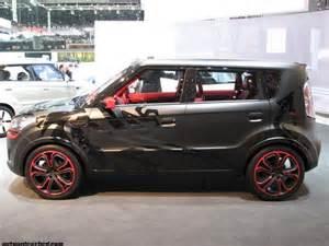 attractive kia soul burner concept car images kia news