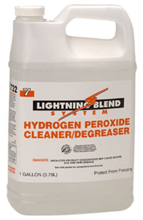 cleaning bathtub with hydrogen peroxide hesco inc franklin lightning blend 7 hydrogen peroxide