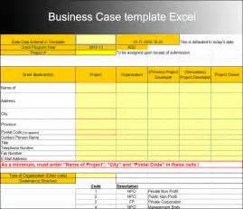 How To Create A Business Case Template Business Case Template Free Word Pdf Documents