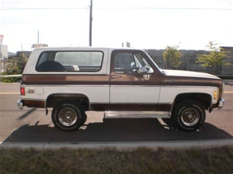 1980 gmc classic for sale buy used 1980 gmc k5 blazer 4x4 sirra classic in spokane