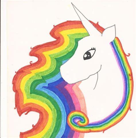 unicorn rainbow rainbow unicorn unicorn with rainbow mane unicorns