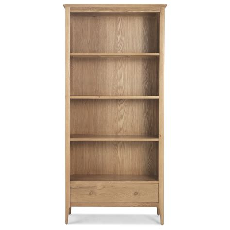 Large Bookcase by Hanlith Oak Large Bookcase