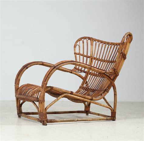 bamboo lounge chairs viggo boesen bamboo lounge chair for e v a nissen