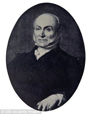 oldest known photo of president found of john quincy adams
