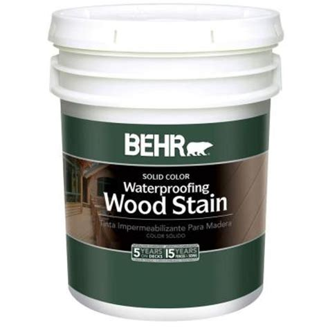 behr premium   gal deep base solid color