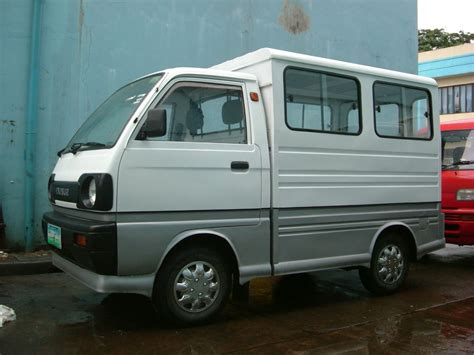 New Suzuki Vans For Sale Suzuki Multicab For Sale New Philippines Autos Post