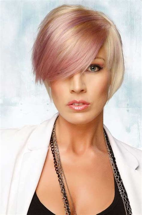 hairstyles short hair pink 15 short blonde and pink hairstyles short hairstyles