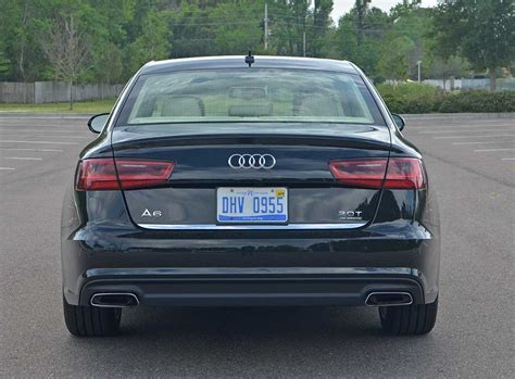 Audi A6 2017 by 2017 Audi A6 2 0t Quattro Premium Plus Review Test Drive