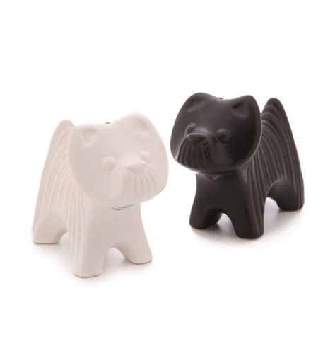 yorkie salt and pepper shakers wednesday wishlist dresses coats bags cool gifting