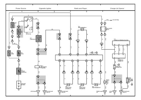 cigarret lighter 1991 nissan wiring diagram nissan
