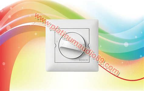 Mixer Bosch Dan Harga bosch lbc1400 volume attenuator platinum audio sound system jual sound system harga
