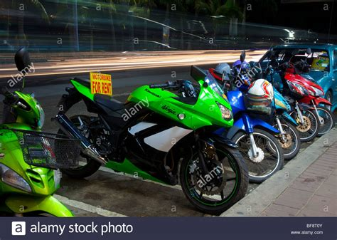 Motorrad Parkhaus Hamburg by Motor Cycle Parking Stockfotos Motor Cycle Parking