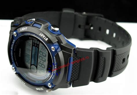 Casio Original W S210h 1a ceasuri casio sports gear ceas casio w s210h 1a w s210h 1a
