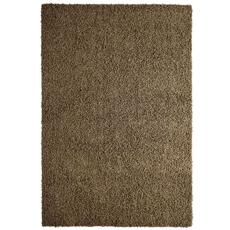 comfort rugs lanart rug taupe comfort shag area rug 8 ft x 10 ft area rug the home depot canada