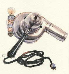 Hair Dryer Di Malang 1000 images about hair dryer and shavers illustrations on hair illustration