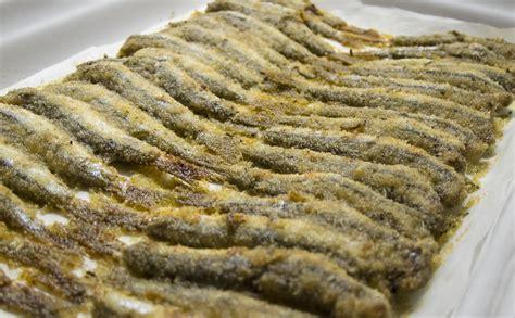 come cucinare alici alici o sardoncini scottadito al forno ricetta di