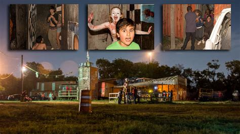your friday faves houston s top 10 haunted houses abc13