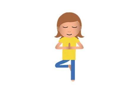 emoji yoga the gallery for gt yoga emoji