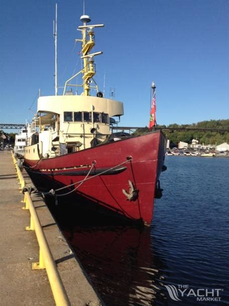 liveaboard boats for sale ontario russel bros 1960 127 x 28 x 10 steel ex ccg converted