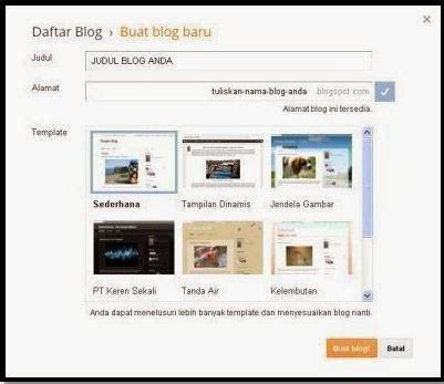cara membuat blog ecommerce blogku cara mengatasi halaman tidak valid saat membuat