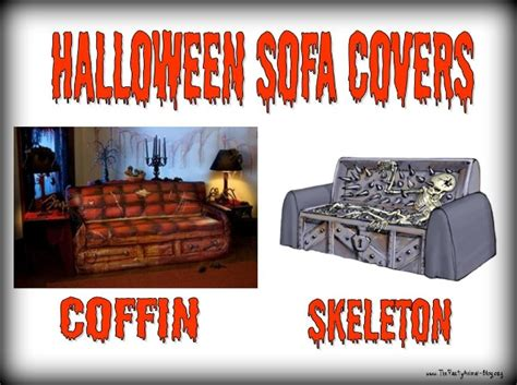 halloween couch cover halloween sofa covers holiday ideas and treats pinterest
