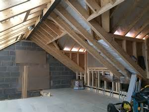Loft Conversion Ideas Hipped Roof Hip To Gable Loft Conversion Truss Roofing Building