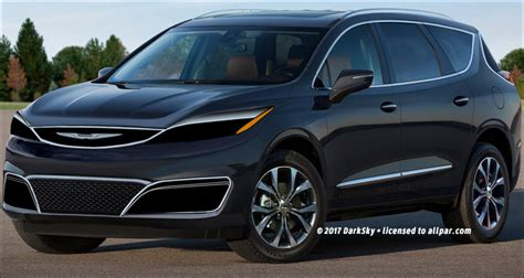 Chrysler Suvs And Crossovers by Future Chrysler Dodge And Jeep Cars Suvs And Minivans