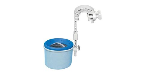Skimer Recent Aa Sk688 intex deluxe wall mounted swimming pool surface automatic skimmer 28000e
