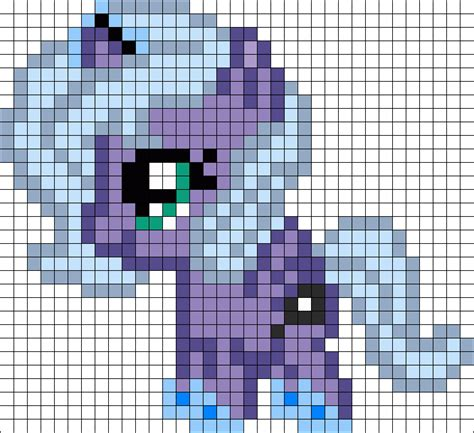 my pony perler bead patterns filly my pony perler bead pattern bead