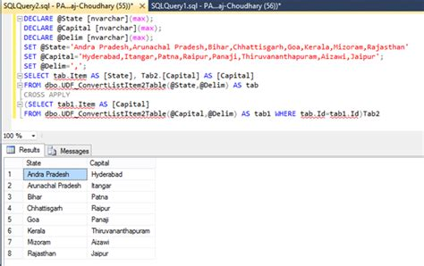 How To Create Temp Table In Sql Convert List To Table In Sql Server