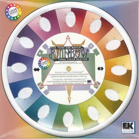 tonal color 5 quot tonal color wheel ee schenck co