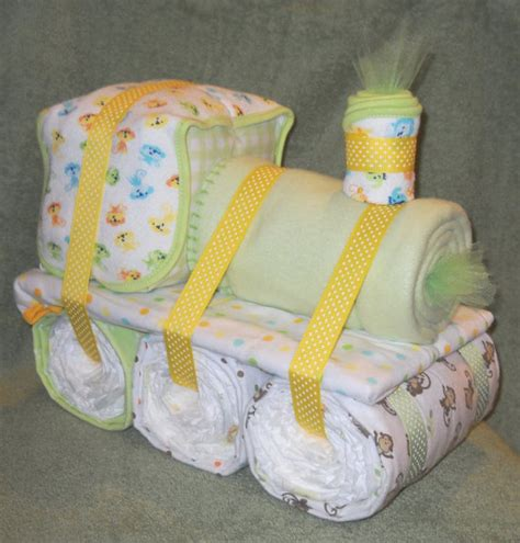 baby shower diaper cakes for boys girls babiesrus choo choo train diaper cake for baby shower by cushycreations