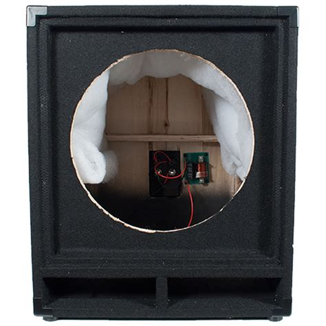 empty 15 inch speaker cabinets seismic audio empty 15 inch pro audio subwoofer