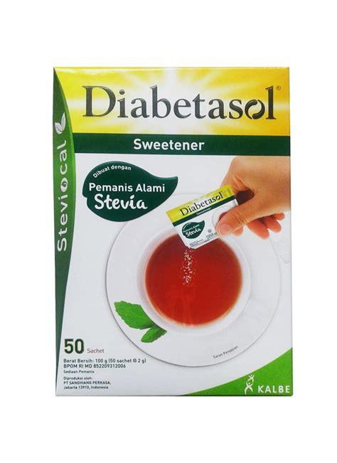 Wrp Diet Tea Green Tea 10x2 5g diabetasol sweetener stevia 50 s box 50x2g klikindomaret