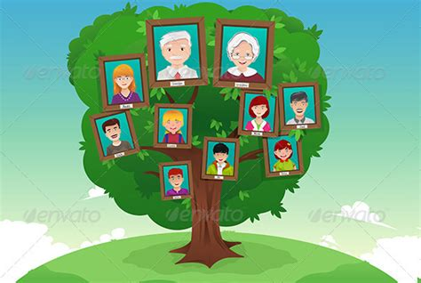 Family Tree Photo Template by Photo Family Tree Template 9 Free Sle Exle