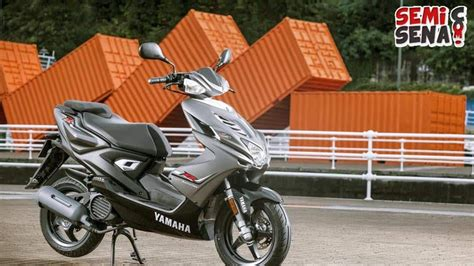 Kas Rem Belakang Matik Yamaha Honda harga yamaha aerox 155 vva 2017 review spesifikasi