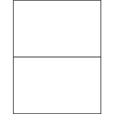 Avery 8 5 X 11 Label Template The Hakkinen Avery Half Sheet Shipping Label Template