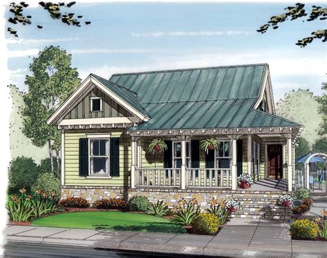 Cottages And Bungalows House Plans by Bungalow Cottage Country House Plan 30502 Home Cottage