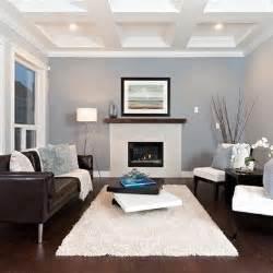 grey walls grey couch living room dark brown sofa wood grey walls cream