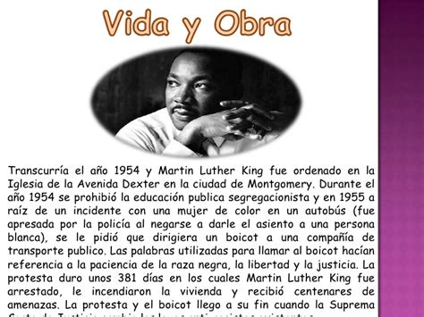 quien era martin luther king martin luther king