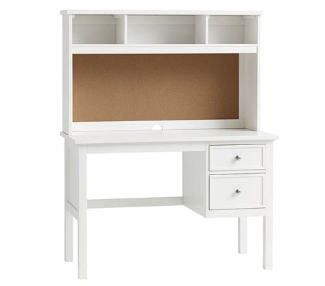 pottery barn desk kids elliott desk hutch pottery barn kids