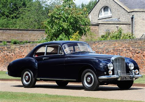 bentley continental fastback coachbuild h j mulliner bentley r type continental