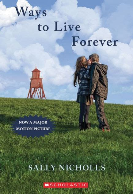 Novel Ways To Live Forever By Sally Nichols ways to live forever by sally nicholls nook book ebook barnes noble 174
