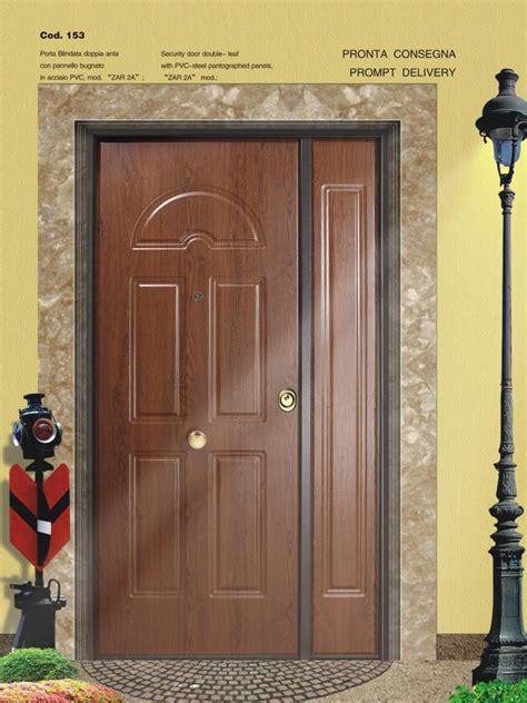 misure porte blindate misure porte blindate doppia anta semplice e comfort in
