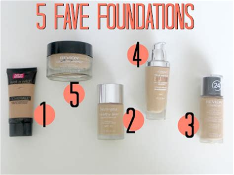best light coverage drugstore foundation elle sees beauty blogger in atlanta my 5 fave