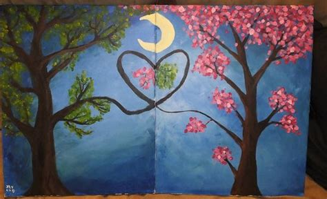 paint with a twist asheville nc biltmore park town square picture of painting with a