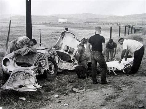 James Dean Porsche Crash by James Dean S Last Scene By Findery