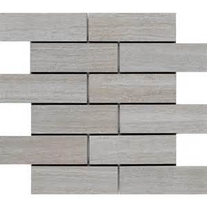 How To Apply Backsplash In Kitchen shop style selections leonia silver glazed porcelain